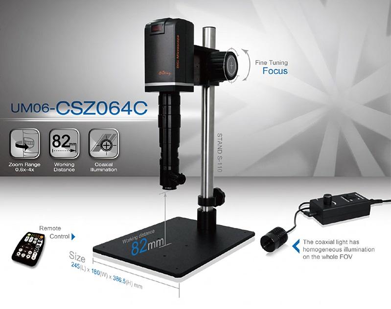 Digital usb microscope mp sensor photo and video