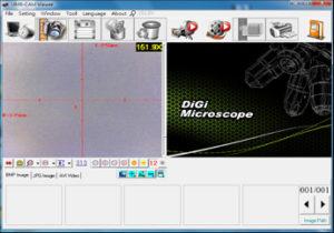 Digital microscope usb um06 labelguru